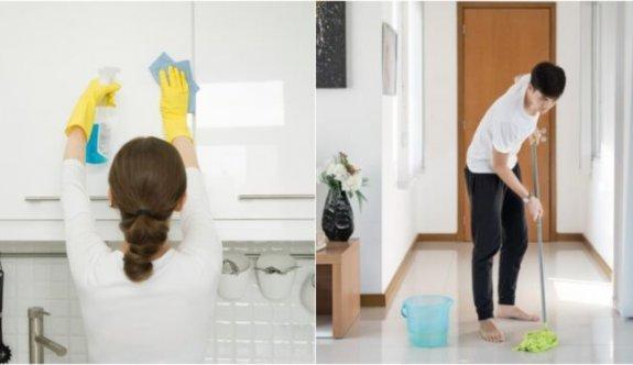 Kış Temizliği Zamanı! Temizlik Yaparken İhmal Etmememiz Gereken 5 Yer