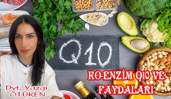 Ko-enzim q10 ve faydaları