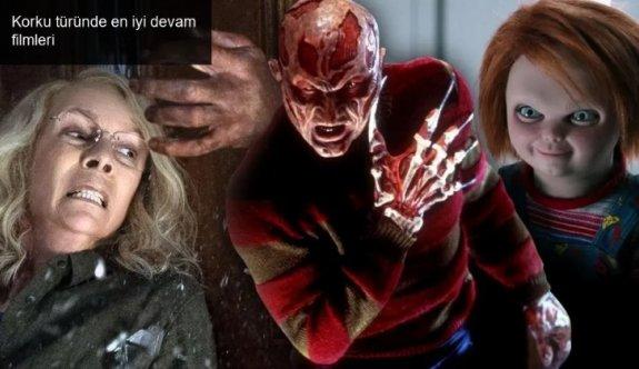 Korku türünde en iyi devam filmleri