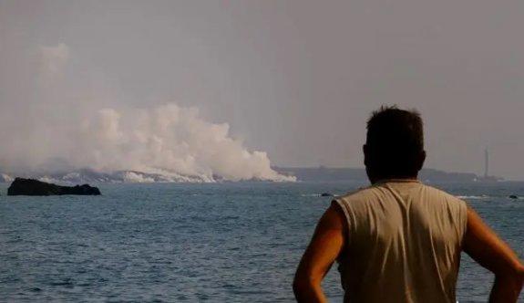 La Palma'da yanardağ nedeniyle evlerini kaybeden halk psikolojik yıkım yaşıyor
