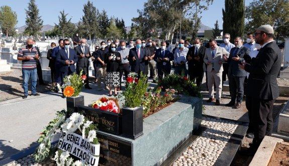 M. Kemal Deniz, ölümünün 21'inci yılında anıldı