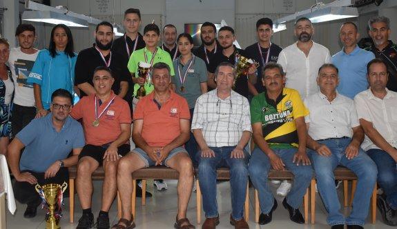 Mehmetçik Yaz Turnuvası şampiyonları belirlendi