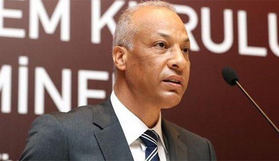 MHK Başkanı Tatlı istifa etti
