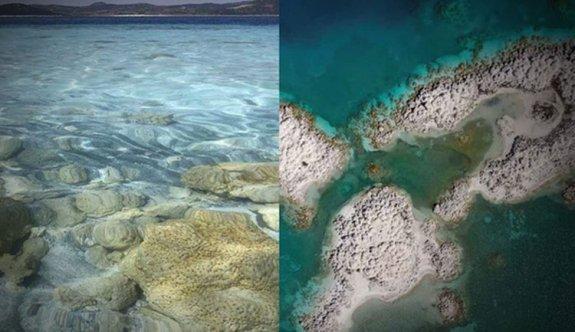 NASA'dan yeni Salda Gölü paylaşımı