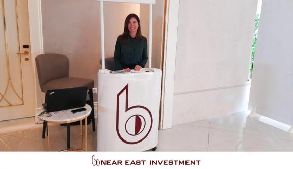 Near East Investment Koopfest 2021 Festivaline katıldı