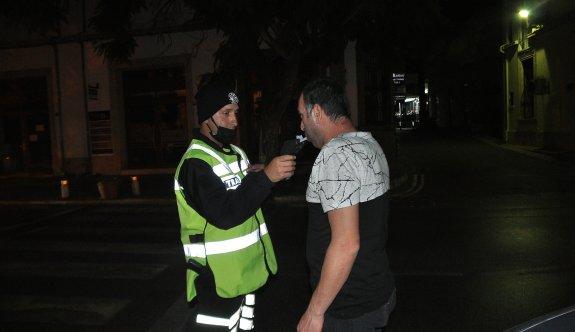 Polisten ülke genelinde denetimler
