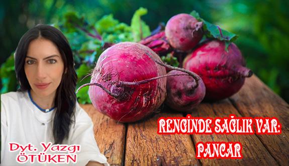 Renginde sağlık var: Pancar