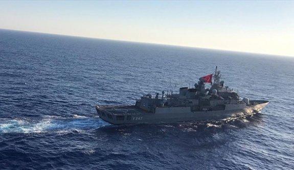 Rum araştırma gemisi, Türk kıta sahanlığının dışına çıkarıldı