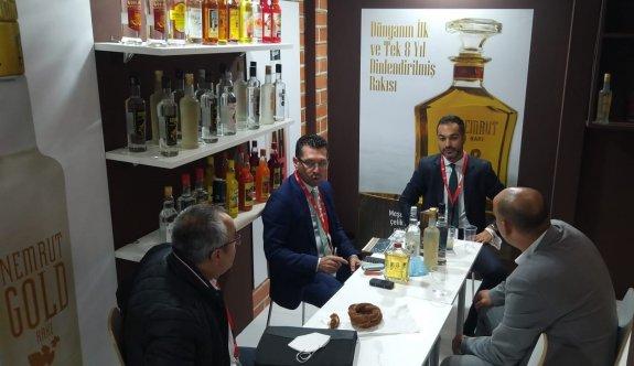 Sema İçkileri Avrupa'ya açılıyor