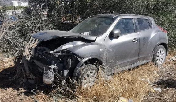 Son bir haftada 72 trafik kazası 24 yaralı