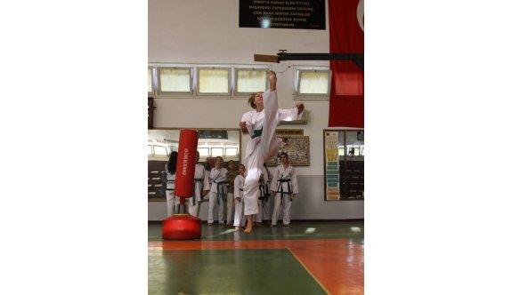 Taekwondo'da lig heyecanı kızışıyor