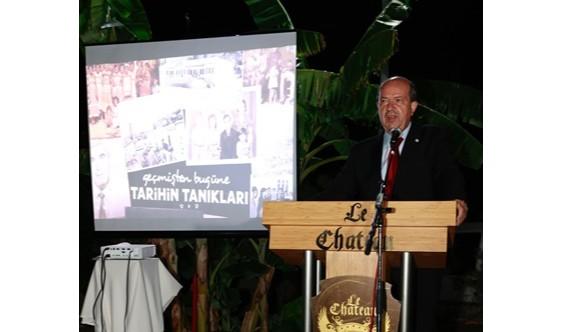 """Tatar: """"Kültürel üretimler, Kıbrıs Türkü'nün varoluş mücadelesine büyük katkı sağlıyor"""""""