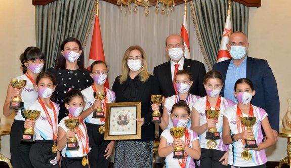 Tatar: Çocuk sporcularımız gururumuzdur