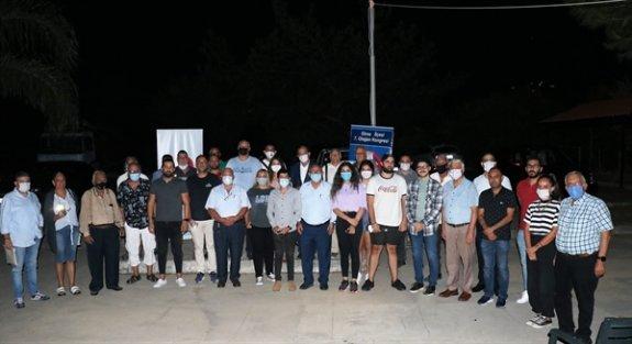 TDP Girne İlçe Başkanlığına Turgut Uluhan seçildi