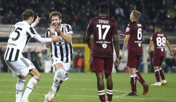 Torino derbisi Juventus'un