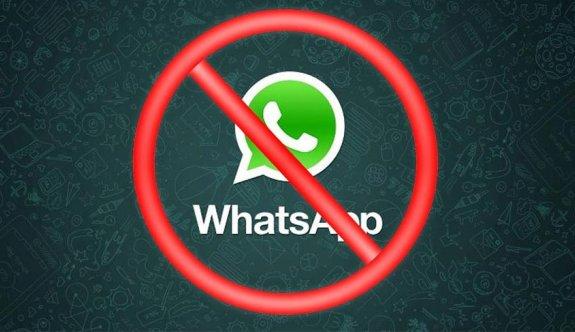 WhatsApp 1 Kasım'dan itibaren bu telefonlarda desteklenmeyecek