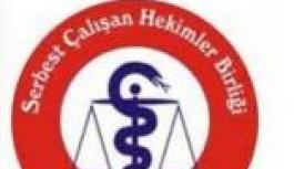 Serbest Hekimlerden Tabipler Birliği'ne uyarı