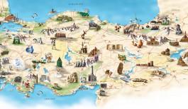 İsimleri Efsane Olan 12 Şehrin