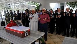 Kayıp Şehit Salim Hasan Rifat toprağa verildi