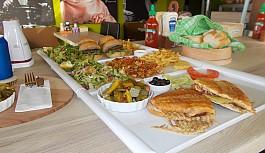 Cafe Mambo'dan lezzetli fast food tarifleri