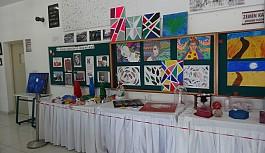 YDK'da öğrencilerin sergisi göz doldurdu