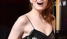 Emma Stone zirvede