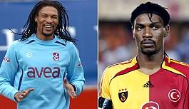 Rigobert Song futbola döndü