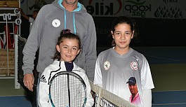 Masterler Tenis Turnuvası'nda sona doğru gidiliyor