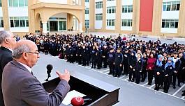 Eğitim Bakanı Özyiğit'ten İlahiyat Koleji'ne ziyaret