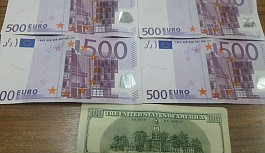 Sahte parayla kumar oynamak isteyen 2 kişi tutuklandı