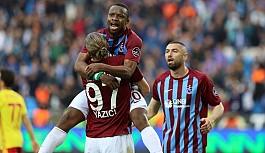 Trabzonspor'dan 4-4'lük galibiyet!