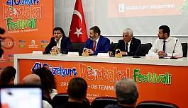 41. Güzelyurt Portakal Festivali başlıyor