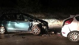 Kazaya neden olan sürücü kayıplara karıştı