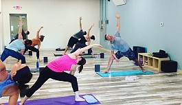 Neopilates, yoga workshopu düzenliyor