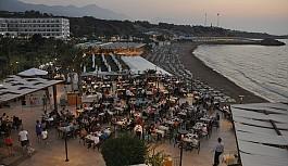 Akdeniz'in kıyısında...