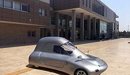 """""""Mediterranean Shark"""", Elektromobil 2018 Yarışması'na hazır"""