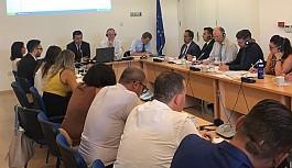 KKTC-Avrupa Birliği Mali Yardım Gözden Geçirme Toplantısı 20 Eylül'de gerçekleşti
