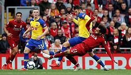 Liverpool durmuyor