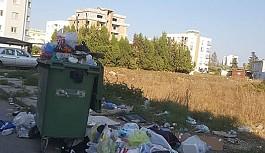 Nerede boşluk orası çöplük oldu