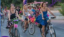 """""""Süslü Kadınlar Bisiklet Turu"""" yarın yapılıyor"""