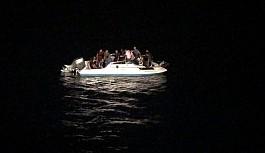 Zafer Burnu'nda 14 Suriyeli göçmen yakalandı