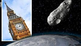 NASA'dan asteroid açıklaması
