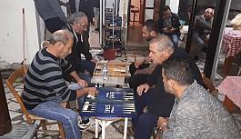 Ahmet Kebapçıoğlu Tavla Turnuvası başladı