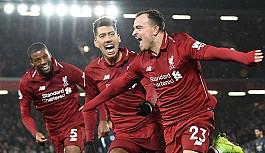 Liverpool, ManU'yu Shaqiri'yle devirdi
