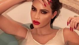 Kim Kardashian kendi...