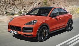 Porsche de Coupe-SUV modasına uydu