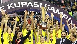 Potada Türkiye Kupası Fenerbahçe'nin