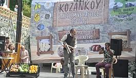 Kozanköy şenlendi