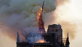 Tarihin tanığı Notre Dame Katedrali