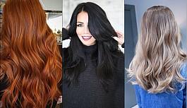 Yeni Trend Saç Renkleri